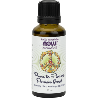 NOW Essential Oil Peace, Love & Flowers Blend