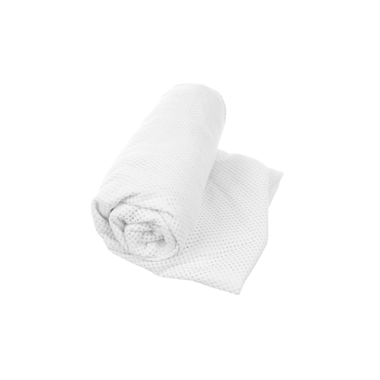 AeroSleep Sleep Safe Fitted Sheet White