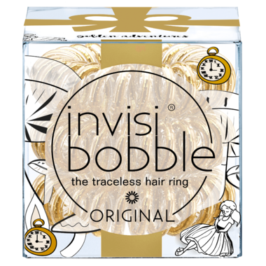 invisibobble ORIGINAL Alice\'s Golden Adventure
