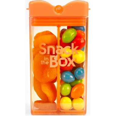 Drink in the Box Snack in the Box Reusable Snack Container
