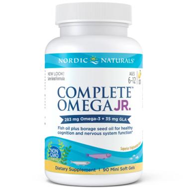 Nordic Naturals Complete Omega Junior