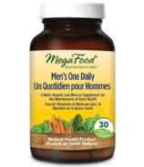 MegaFood Men One Daily Multi-Vitamin