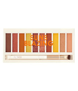 FLOWER Beauty Shimmer & Shade Eyeshadow Palette Suns Blazing