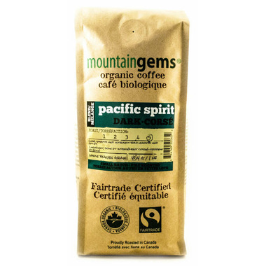 Mountain Gems Organic Pacific Spirit