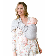 Lillebaby Eternal Love Ring Sling Silver Straw