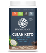 Sunwarrior Clean Keto Protein Peptides Chocolate