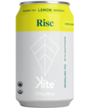 KITE Rise Green Tea Lemon Moringa Sparkling Tea