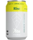 KITE Rise Green Tea Lemon Moringa Sparkling Tea