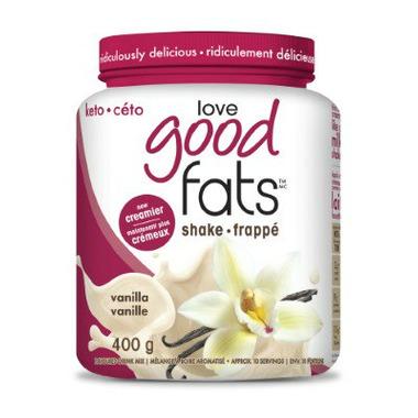 Love Good Fats Vanilla Shake