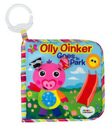 Lamaze Soft Book Olly Oinker Goes to the Park