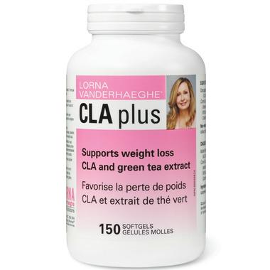 Lorna Vanderhaeghe CLA Plus With Green Tea Extract