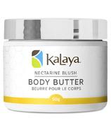 Kalaya Naturals Nectarine Blush Body Butter