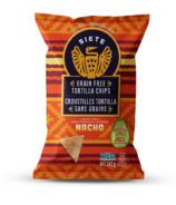 Siete Grain Free Tortilla Chips Nacho