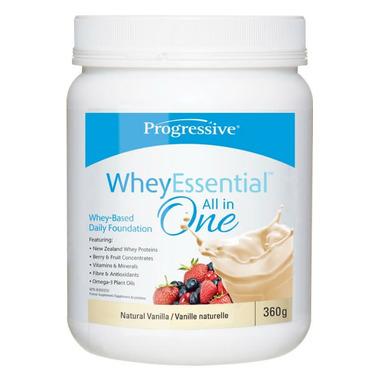 Progressive WheyEssential All in One Natural Vanilla