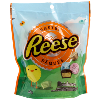 Reese\'s Easter Miniatures Peanut Butter Cups