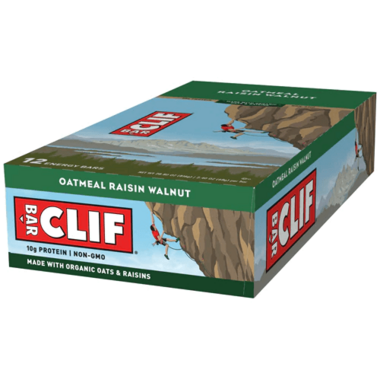 Clif Bar Oatmeal Raisin Walnut Energy Bars