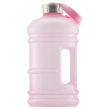 The Big Bottle Co Big Gloss Blush 2.2L Water Bottle