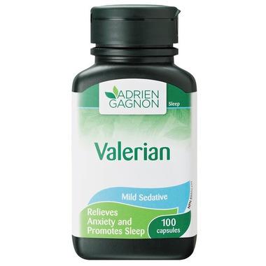 Adrien Gagnon Valerian Mild Sedative