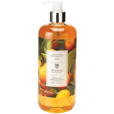Brompton & Langley Orange Bergamot Body Wash