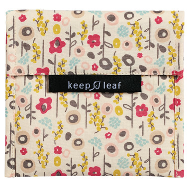 Keep Leaf Organic Cotton Baggie Large Bloom