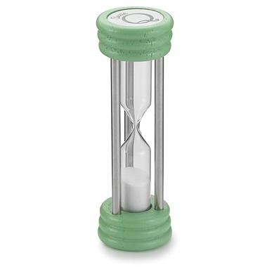 Suzie Q Hourglass Timer Green