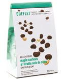 Dufflet Small Indulgences Milk Chocolate Maple Cashews
