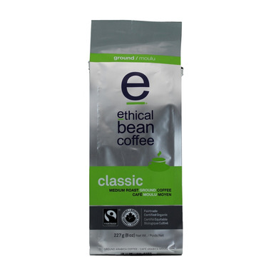 Ethical Bean Ground Coffee - Classic