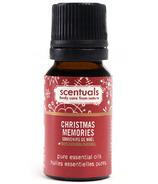 Scentuals Christmas Memories Essential Oil