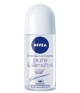 Nivea Pure & Sensitive Anti-Perspirant Roll-On