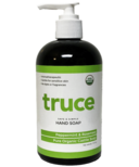 Truce Organic Hand Soap Peppermint & Rosemary