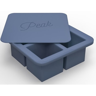 W&P Design King Cube Tray Blue
