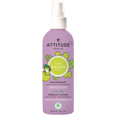 ATTITUDE Little Leaves Hair Detangler Vanilla & Pear