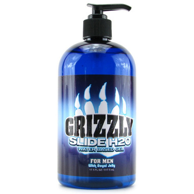 Nature Lovin\' Grizzly Slide H2O Lube