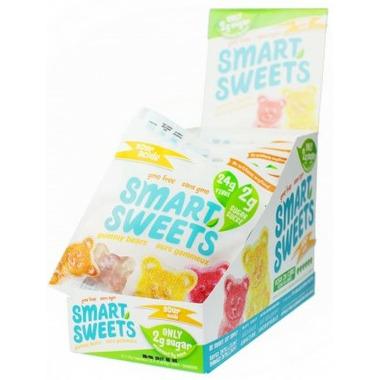 Smart Sweets Sour Gummy Bears Bulk Pack
