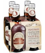 Fentimans Botanically Brewed Traditional Old English Root Beer