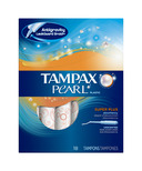 Tampax Pearl Unscented