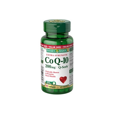 Nature\'s Bounty Extra Strength Co Q-10