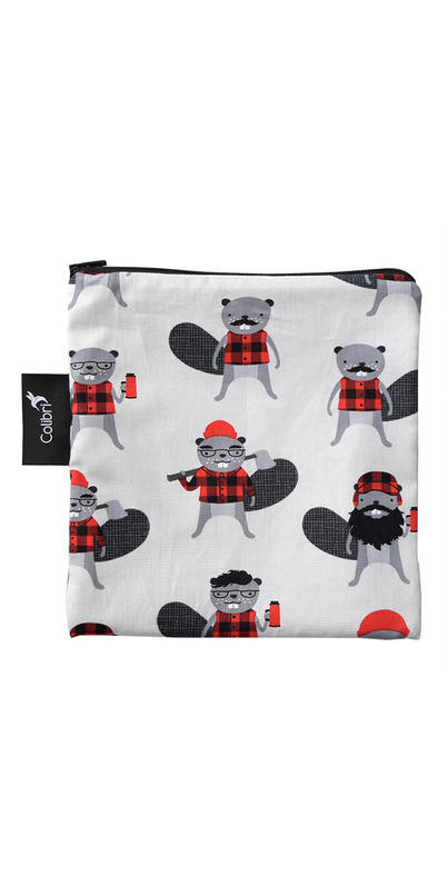 Buy Colibri Reusable Snack Bag Large In Beavers At Well Ca