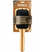 Studio Dry Striped Paddle Hair Brush