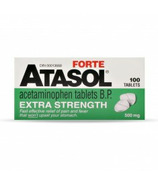 Atasol Forte Extra Strength Caplets
