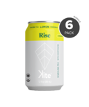 KITE Rise Green Tea Lemon Moringa Sparkling Tea Bundle