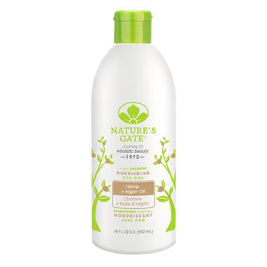 Nature\'s Gate Hemp + Argan Oil Nourishing Shampoo