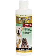 Naturvet ArthriSoothe Joint Care Stage 3 Gold Liquid