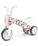 Chillafish Fad Edition Balance Bike & Tricycle When Monsters Meet Stars