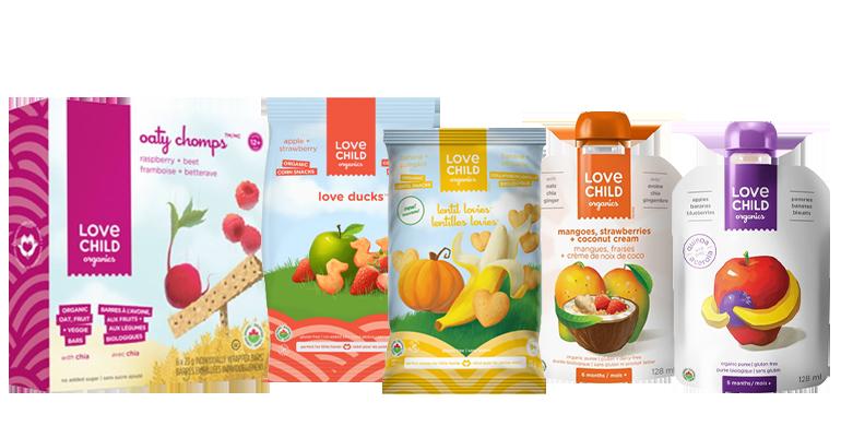 Save 15% on Love Child Organics