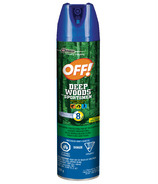 Off! Deep Woods Aerosol Sportsmen