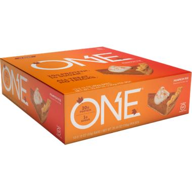 ONE Brands Protein Bar Pumpkin Pie
