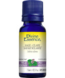 Divine Essence Clary Sage Essential Oil