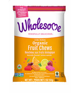 Wholesome Sweeteners Organic Fruit Chews