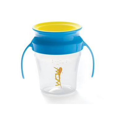 Wow Gear Baby Wow Cup Blue & Yellow
